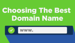 How to Choose the Best Website Domain Name