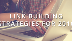Link Building Tactics You Need To Know In 2016 | SEJ