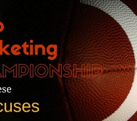 Win the Web Marketing Championship with These 5 Focuses