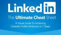 The Ultimate LinkedIn Profile Cheat Sheet [Infographic]