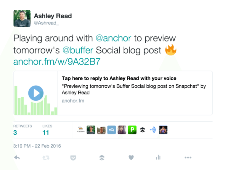 Getting Started With Social Audio on Anchor | SEJ