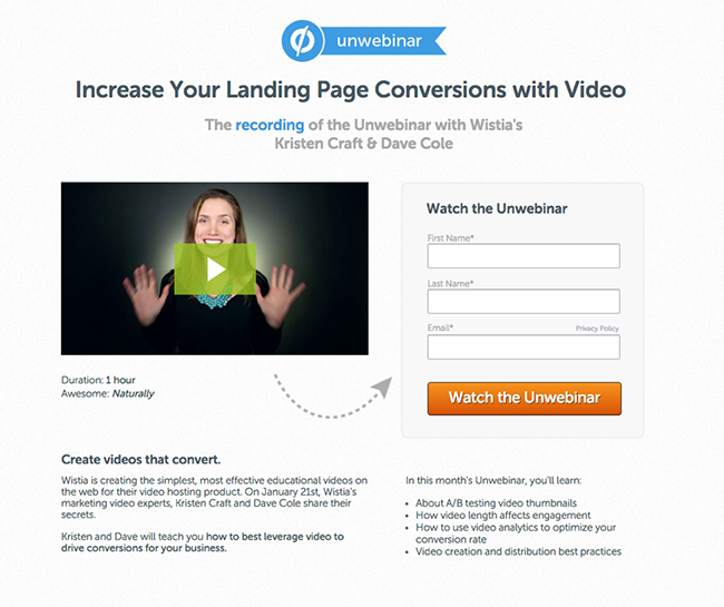 6 Landing Page Video Worst Practices to Avoid | SEJ