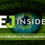Inside Look at SEJ: WordPress Plugins | SEJ