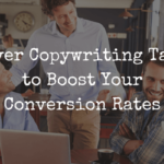 copywriting tactics to boost conversions