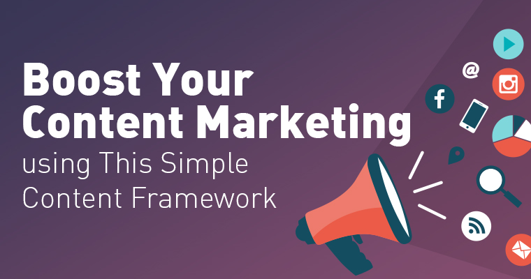 Boost Your Content Marketing Using This Framework | SEJ
