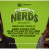 Freelancers Forum: How to Make the Leap to Full-Time Freelancing #MarketingNerds