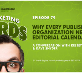 Dave Snyder on Why Publishers Need an Editorial Calendar #MarketingNerds