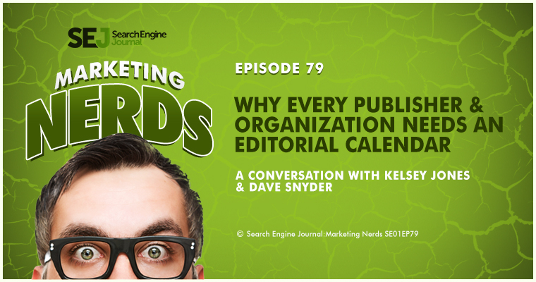 Why Publishers Need an Editorial Calendar | #MarketingNerds
