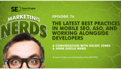 #MarketingNerds with Anne Ahola Ward: Best Practices in Mobile SEO, ASO, and Working Alongside Developers