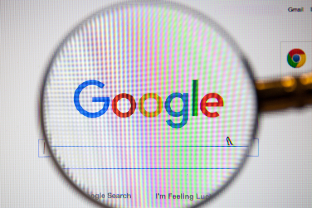 Google Turns Links Black, How to Get them Back to Blue