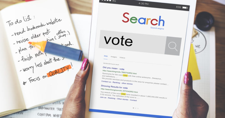 Google to Track Search Trends and Fundraising Data for Presidential Candidates