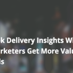 How Facebook Delivery Insights can Help Marketers | SEJ