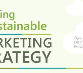 Creating a Sustainable Marketing Strategy [Infographic]