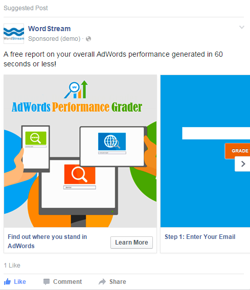 How to Create Amazing Facebook and Twitter Ads | SEJ