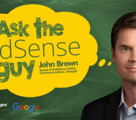 #AskTheAdsenseGuy Google AdSense Policies & Reinstatement