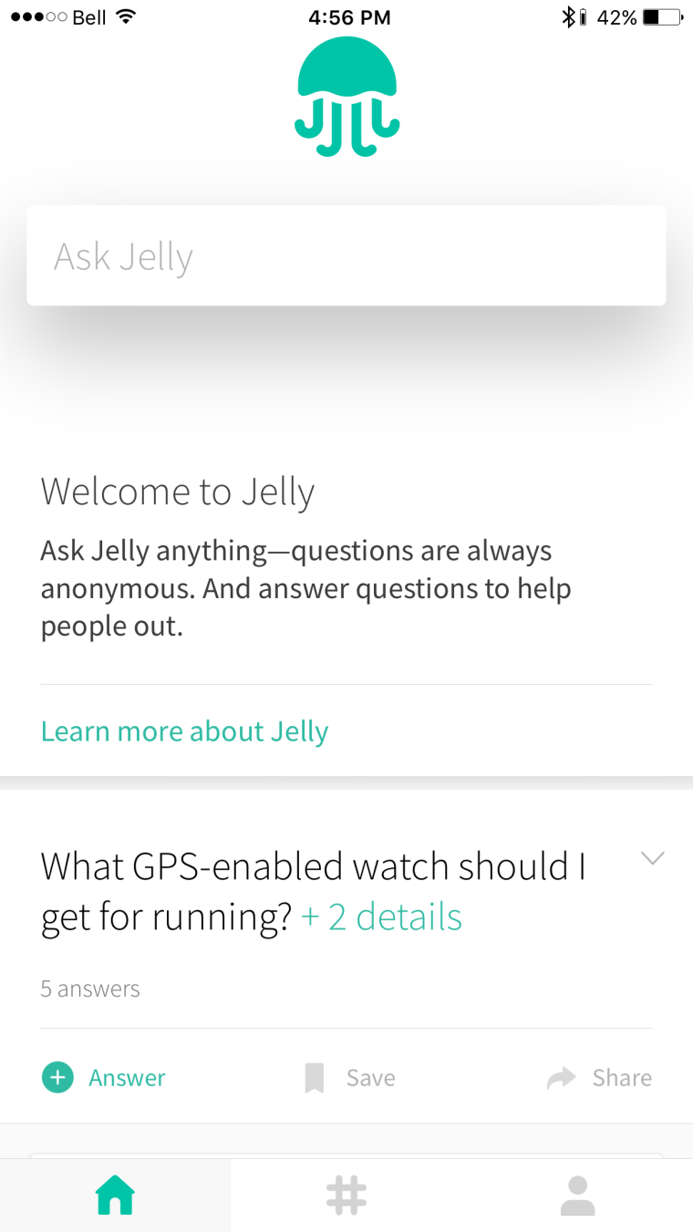 Ask questions anonymously app