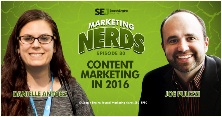 Joe Pulizzi on Creating Engaging Content & The Latest B2B Technology Content Trends #MarketingNerds