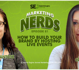 How to Build Your Brand by Hosting Live Events #MarketingNerds