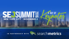 Searchmetrics To Partner With #SEJSummit NYC 2016