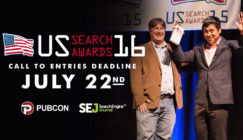 US Search Awards 2016: Last Call for Entries July 22!