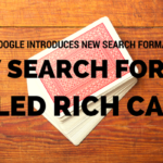 GOOGLE INTRODUCES NEW SEARCH FORMAT