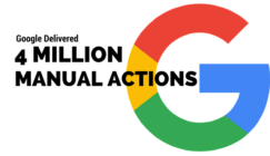 Google Delivered Over 4 Million Manual Action Penalties Last Year