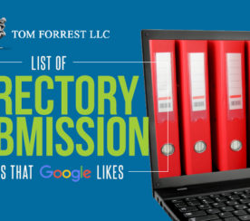 Directory Submission Sites Google (Still) Likes
