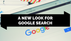 New Look For Google Search With Card-Based Results