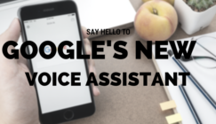 Google Unveils Its Voice Assistant, Say Hello to 'Allo'