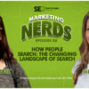 Mindy Weinstein Talks About the Changing Search Landscape on #MarketingNerds
