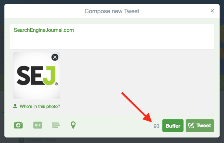 Twitter Reportedly to Remove URLs and Images from Character Count | SEJ