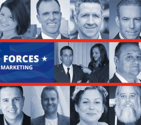 Celebrating Our Armed Forces in the Digital Marketing Community