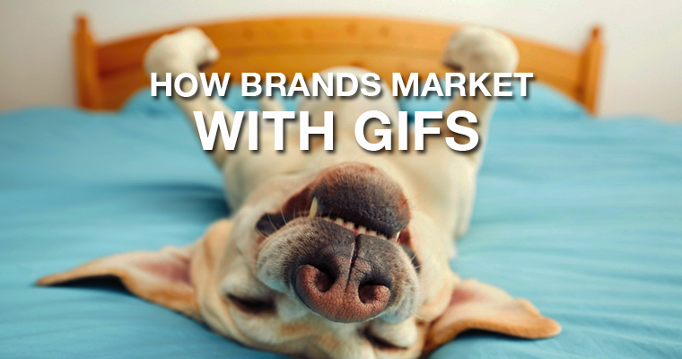 15 Glorious Examples of Brands Using GIFs