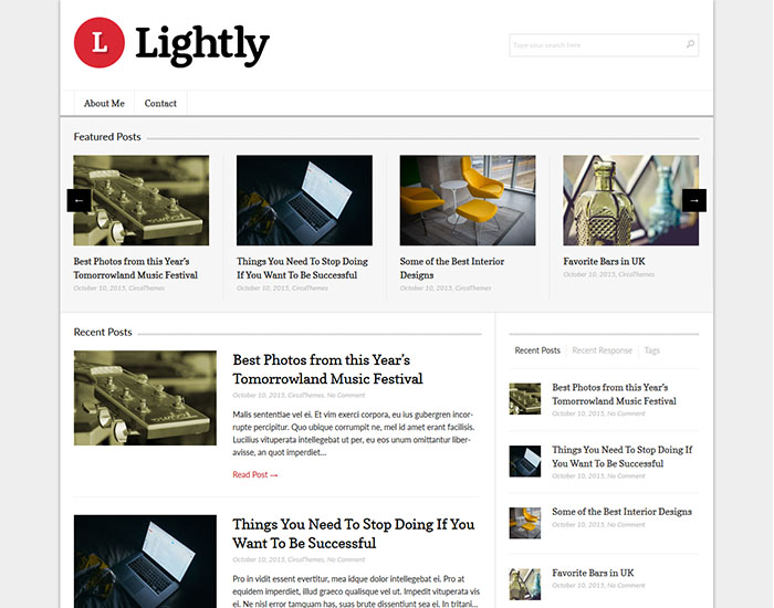 lighlty-theme