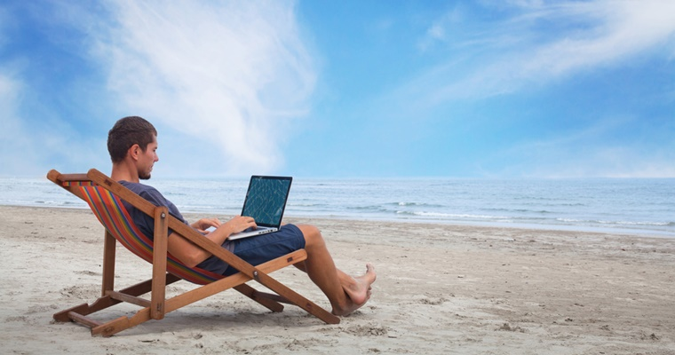 How to Make Your Working Vacation a Success