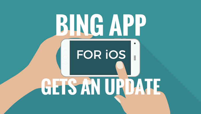 Updates to Bing App Create a Better Search Experience for iPhone Users