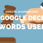GOOGLE VS. US SUPREME COURT