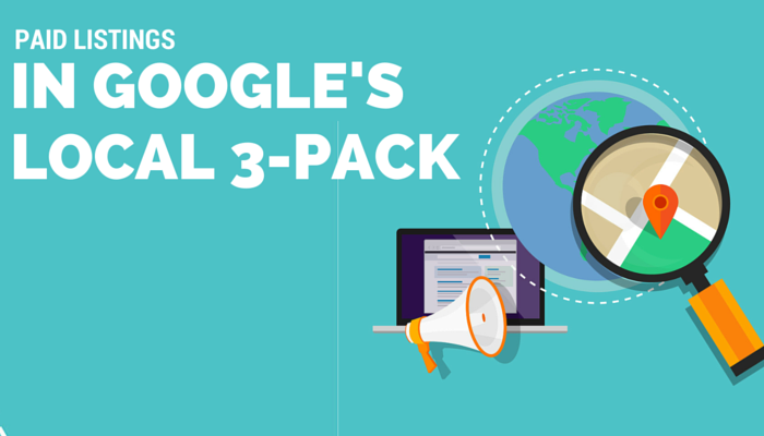 Google's Local 3-Pack Now Includes Paid Listings