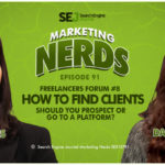 How to Find Clients: Freelancers Forum #8 | Search Engine Journal