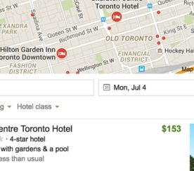 Google to Tell You When You Found a Good Hotel Deal