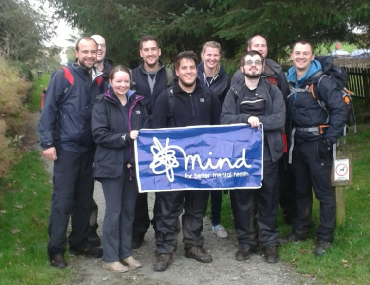 Vertical Leap charity and volunteer work - Dartmoor Challenge