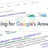 Optimize Your Site for Google Answer Box