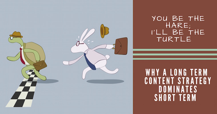 Your Business Needs Long-Term Content Strategy