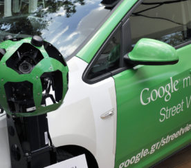 Google Street View Gets Much Needed Update: Navigate With a Swipe