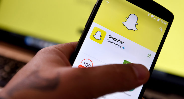Snapchat Adds Snap Ads Between Stories, Ads API