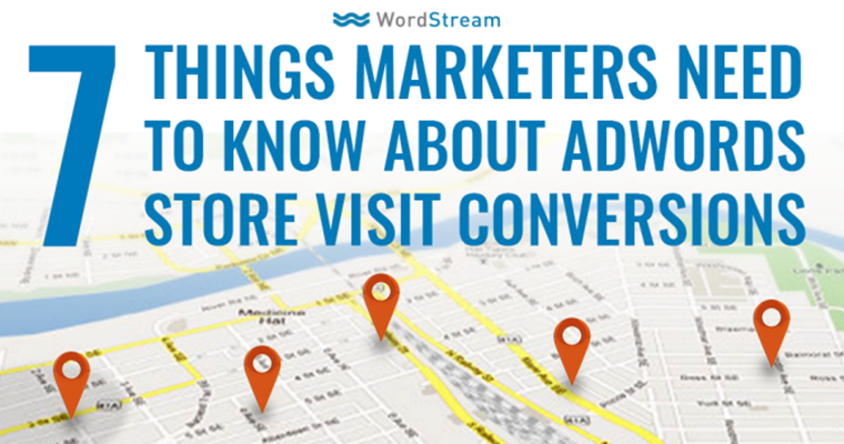 7 Things Marketers Need to Know About AdWords Store Visit Conversions