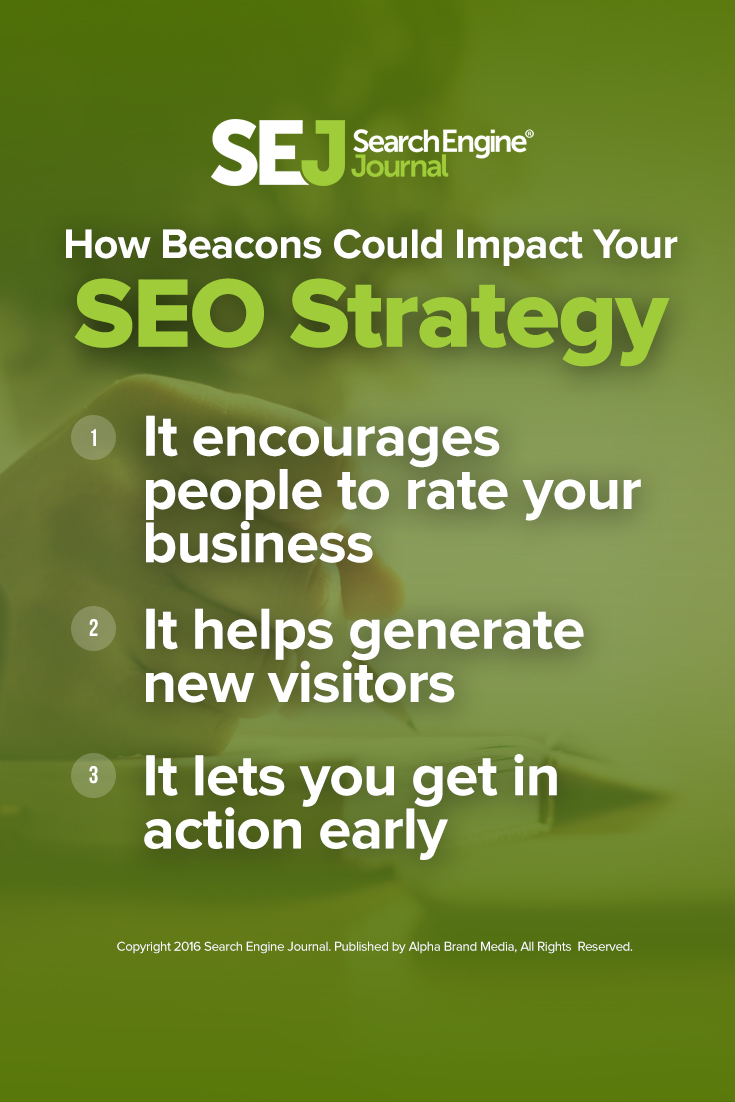 How Beacons Could Impact Your SEO Strategy