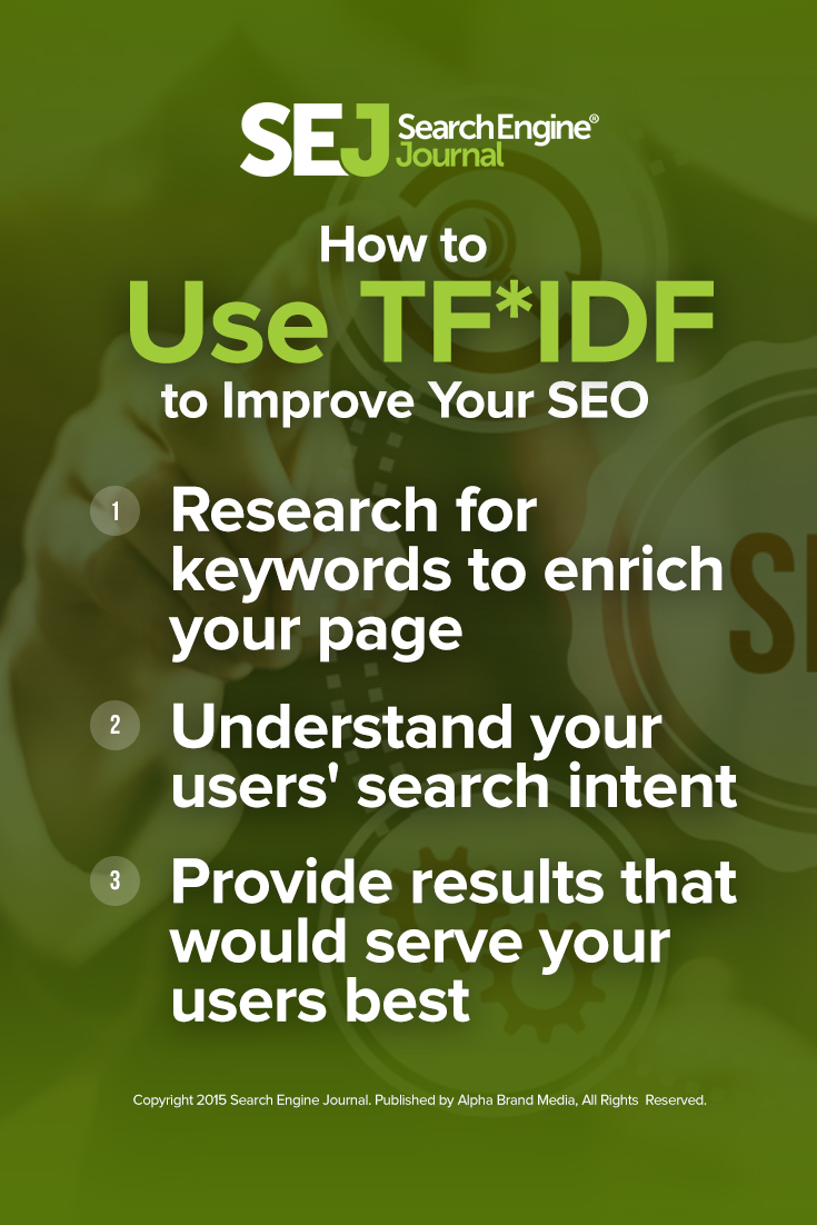 How to Use TFIDF to Improve Your SEO