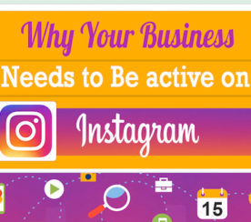 Why Your Business Needs to be on Instagram