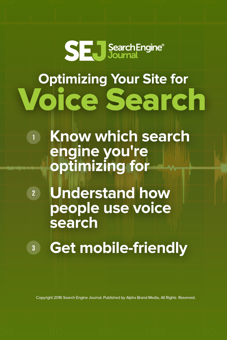 Optimizing Your Site for Voice Search